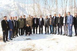 Kaymakam Güven'in köy ziyaretleri