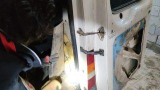 Narkotik köpeği Pars uyuşturucu tacirlerine geçit vermedi