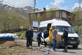 'Vefa' ekibi gönüllere dokunmaya devam ediyor