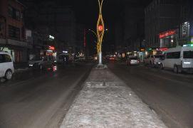 Yüksekovalılar sokağa çıkma kısıtlamasına uydu