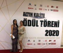 'En Başarılı Güzellik Merkezi' ödülü Yüksekova'ya