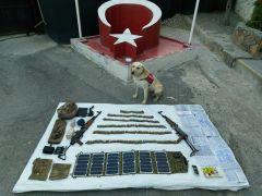 Yıldırım-2 Cilo/Kasran Operasyonu'nda silah ele geçirildi