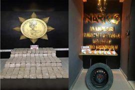 Yüksekova'da 157 kilo 700 gram eroin ele geçirildi