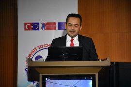 """Hakkari Üniversitesinde """"Gelecek Seçimlerine Destek"""" projesi"""