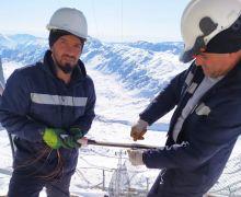 VEDAŞ ekibi elektrik arızasını gidermeye devam ediyor