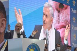 AK Parti Hakkari İl Başkanı Özbek oldu