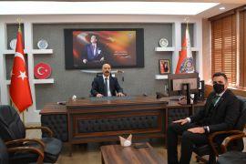 Hakkari Emniyet Müdürü Pınar göreve başladı