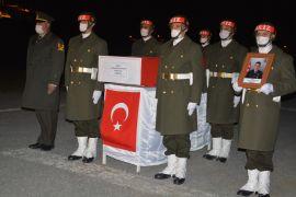 Hakkari'de şehit Uzman Çavuş Günaydın için tören düzenlendi