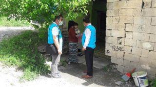 Hakkari Müftülüğünden 450 aileye yardım