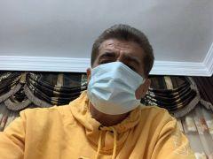 Korona virüs şarkısı yapan Aydın Aydın koronaya yakalandı