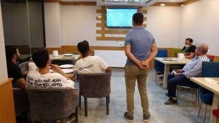 Yüksekovalılar Türkiye – Galler maçına kilitlendi