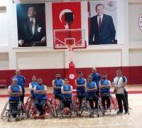 Hakkari Engeliler Spor Kulübü Yalova'ya hareket etti