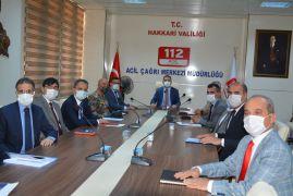 Çağrı merkezi koordinasyon toplantısı yapıldı
