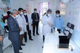 Hakkari'de 'Bilim Fuarı' heyecanı